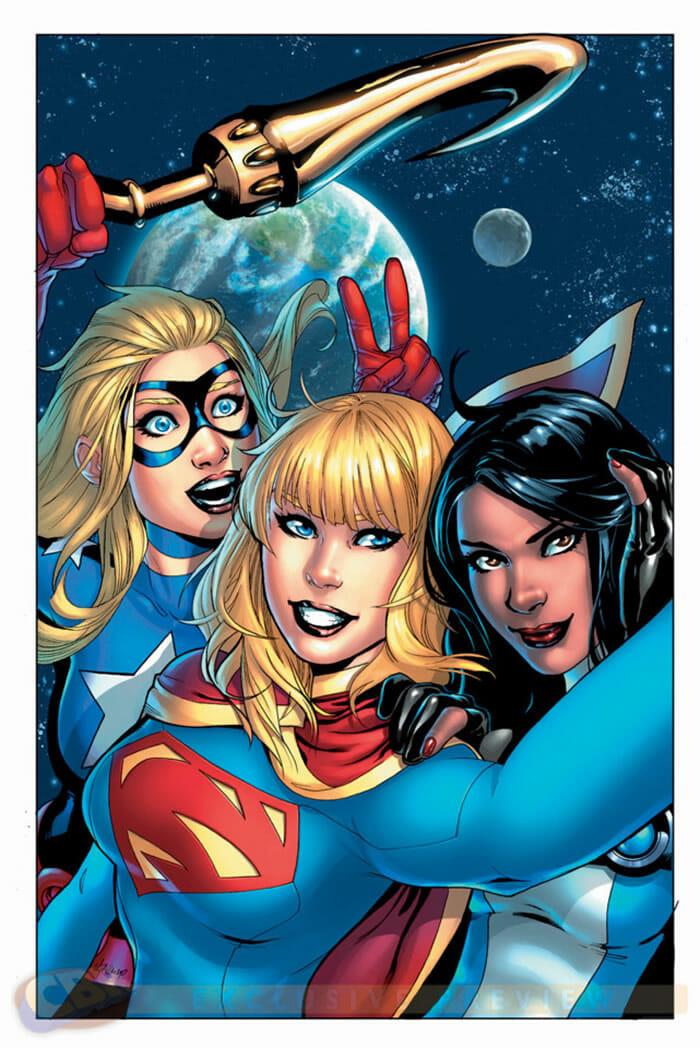ilustracoes-super-herois-dc-comics-tirando-selfie_16