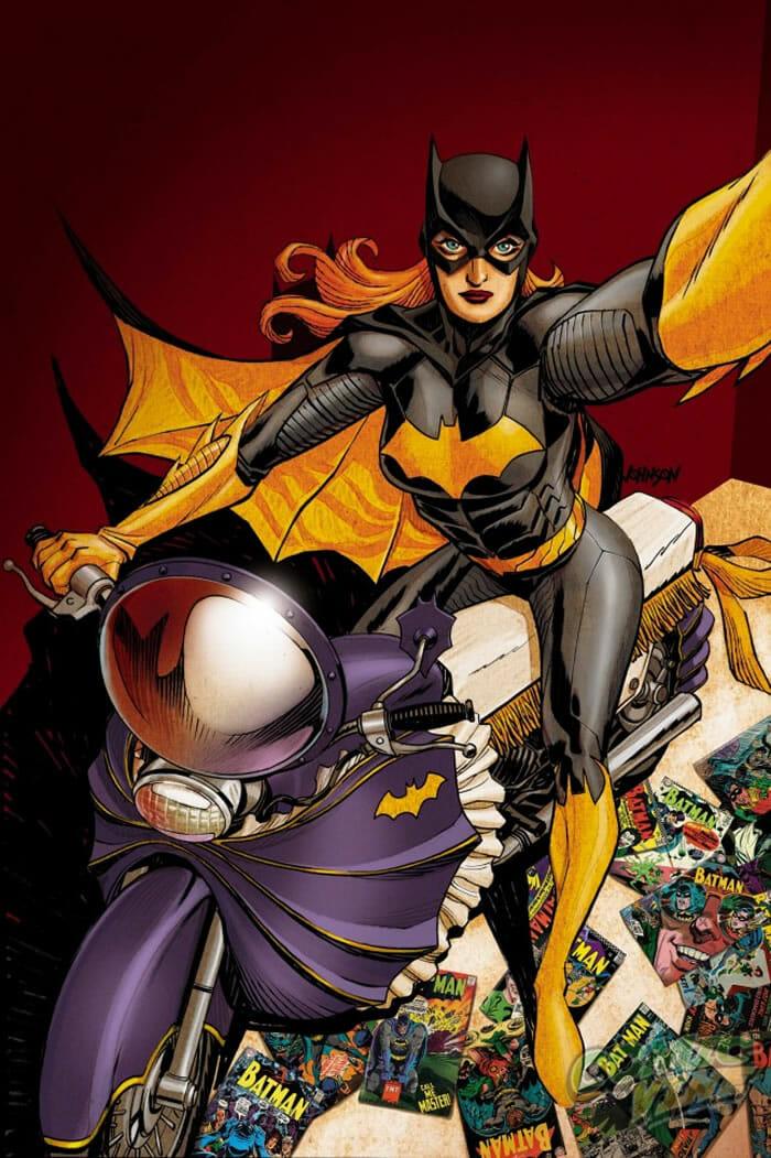 ilustracoes-super-herois-dc-comics-tirando-selfie_4