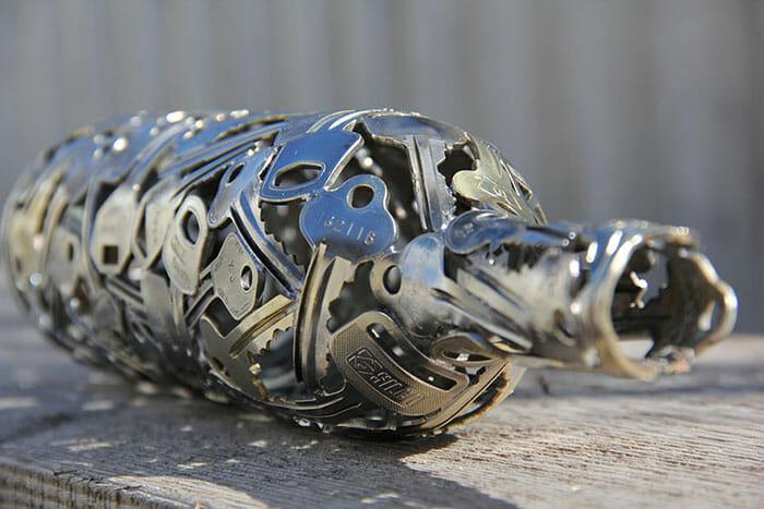 esculturas-chaves-moedas-recicladas_1
