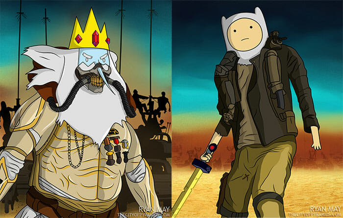 mashup-adventure-time-mad-max