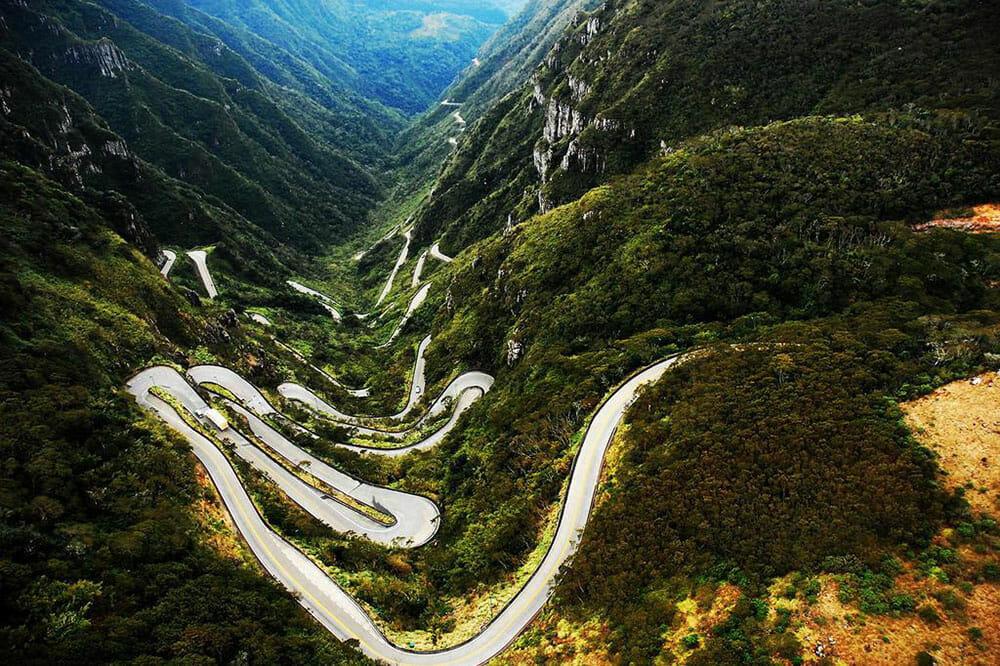Estradas Mais Perigosas do Mundo 16