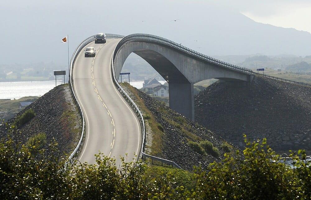 Estradas Mais Perigosas do Mundo 6