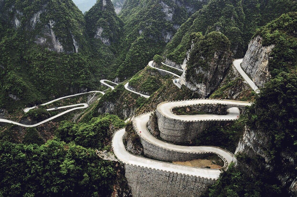 Estradas Mais Perigosas do Mundo 9