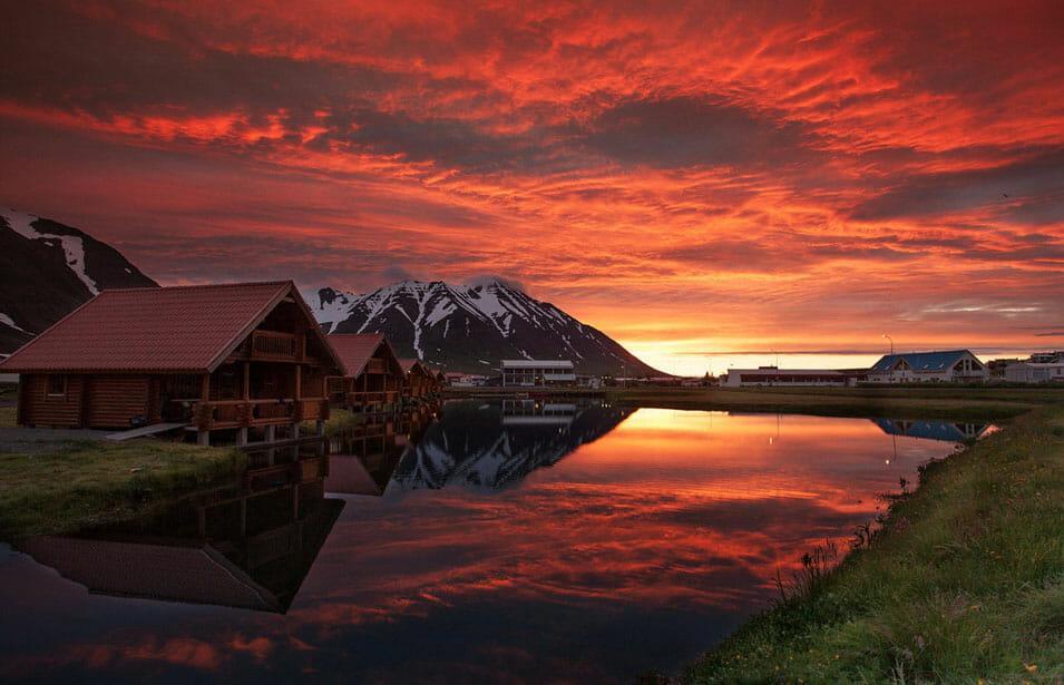 Foto: Gisli Kristinsson