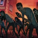 A brutal realidade do mundo moderno aos olhos do artista Steve Cutts