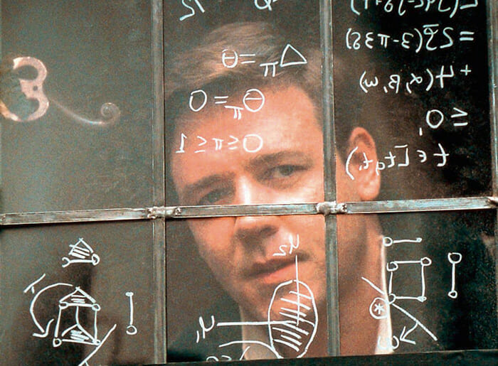 Beautiful Mind, A / Beautiful Mind, A