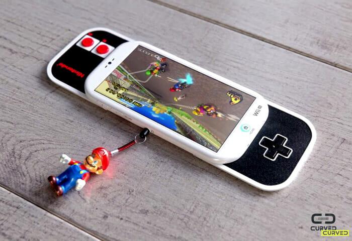 Conceito smartphone da nintendo by Curved Labs