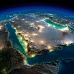 25 Imagens deslumbrantes do nosso planeta durante a noite vistas pelo satélite