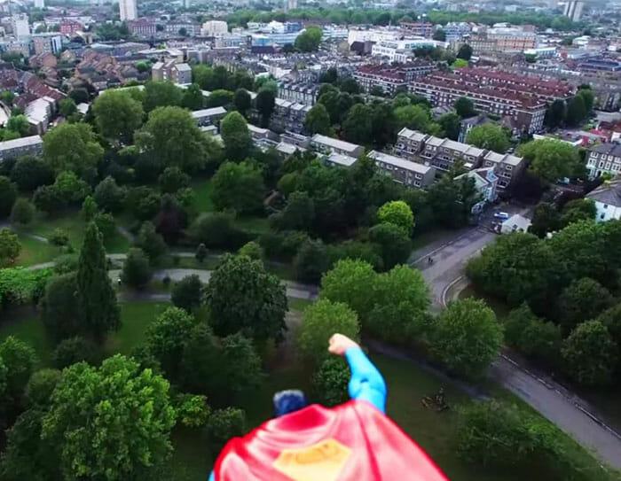superman-drone