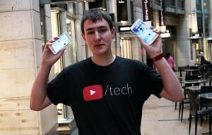 Saiu o primeiro teste de queda dos iPhones 6S e 6S Plus. Assista ao vídeo