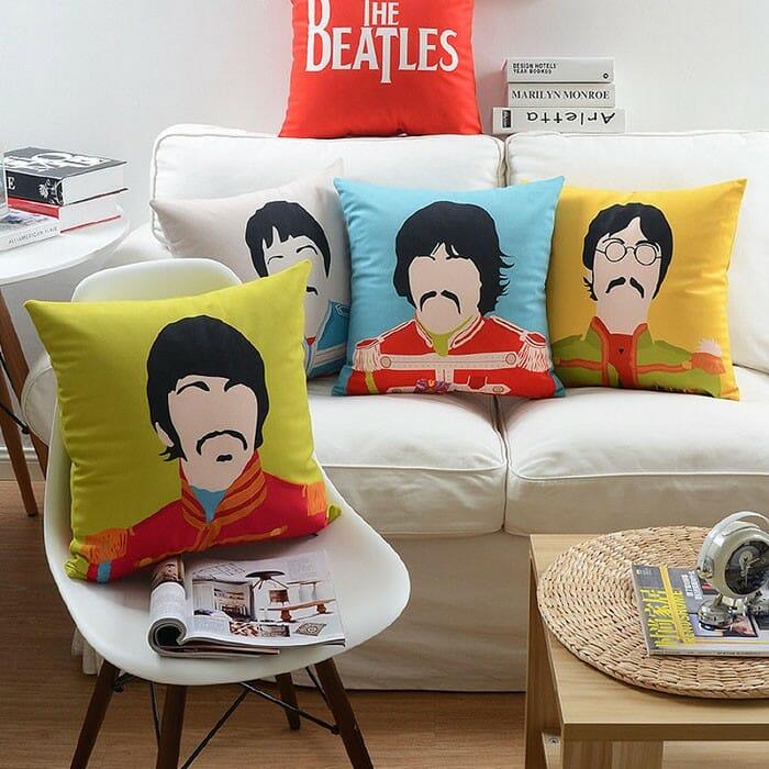 6 Maneiras superlegais de decorar a casa com o tema Beatles