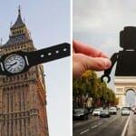 Como deixar pontos turísticos muito mais interessantes usando apenas papel cortado