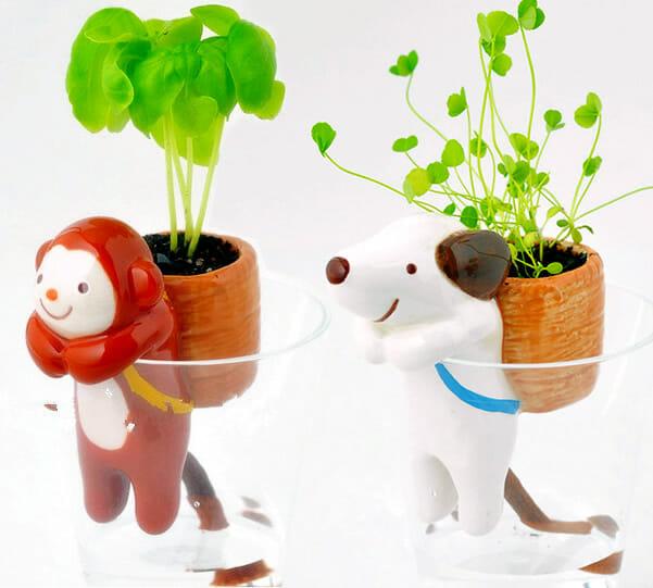 animals-planters