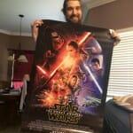 Fã de Star Wars morre após ter seu último desejo atendido: assistir a prévia de 'O Despertar da Força'