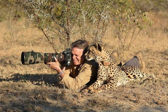FOTO: Reprodução/Chris Du Plessis