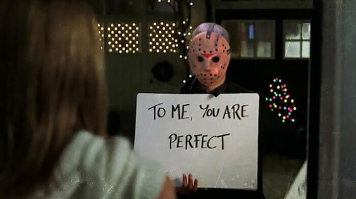 Legenda: Para mim, você é perfeita
