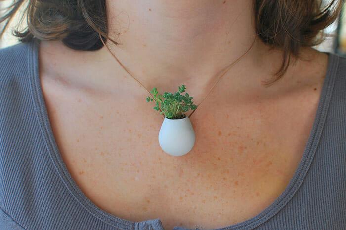 Imagem: wearableplanter