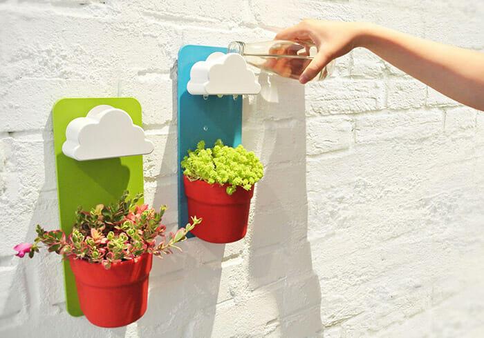 15 vasos de plantas t o criativos que voc nem ir reparar nas plantas rock 39 n tech - Macetas originales para plantas ...