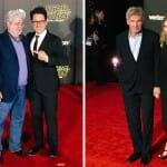 37 Imagens do elenco de Star Wars: O Despertar da Força no tapete vermelho