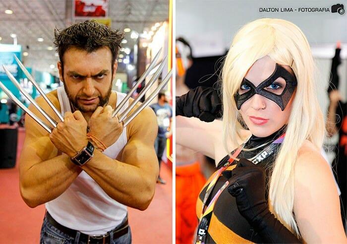 #FoiÉpico! 20 Fotos legais para lembrar da Comic Con Experience CCXP 2015