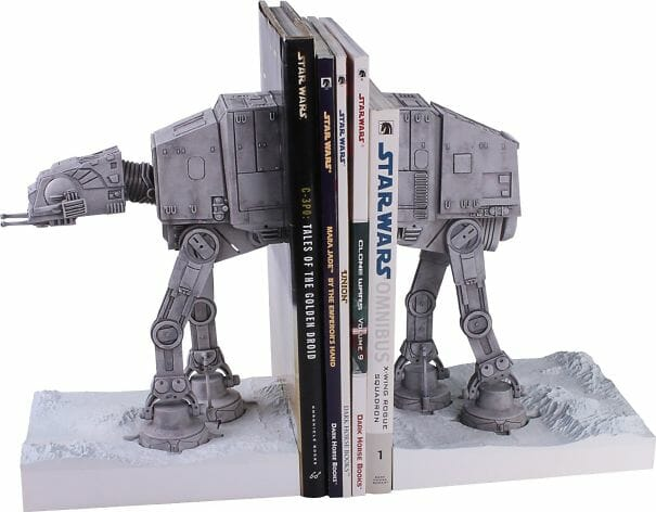 Porta-livros AT-AT Star Wars