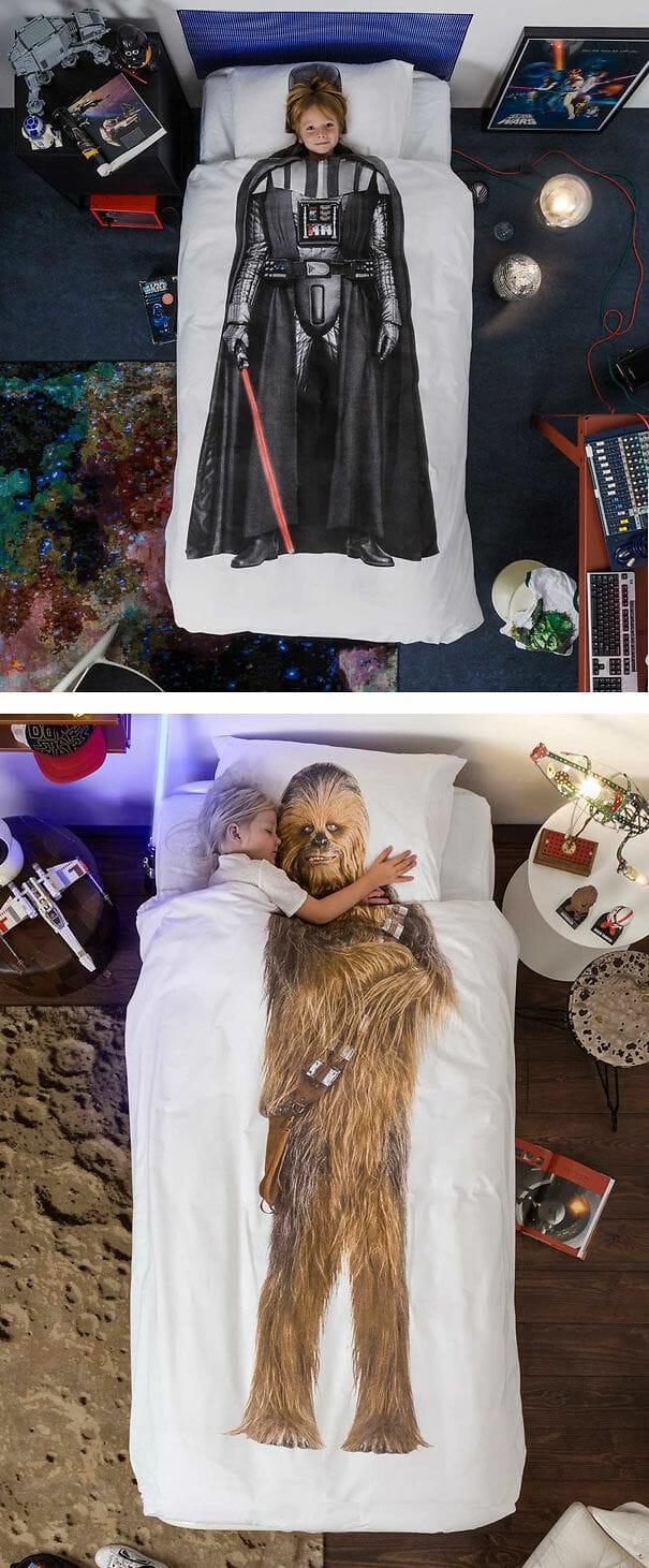 Roupas de cama Star Wars