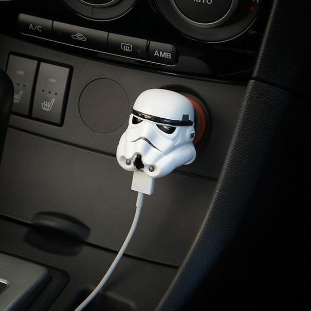 Carregador USB Stormtrooper