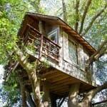 7 Casas na árvore muito legais para alugar através do Airbnb