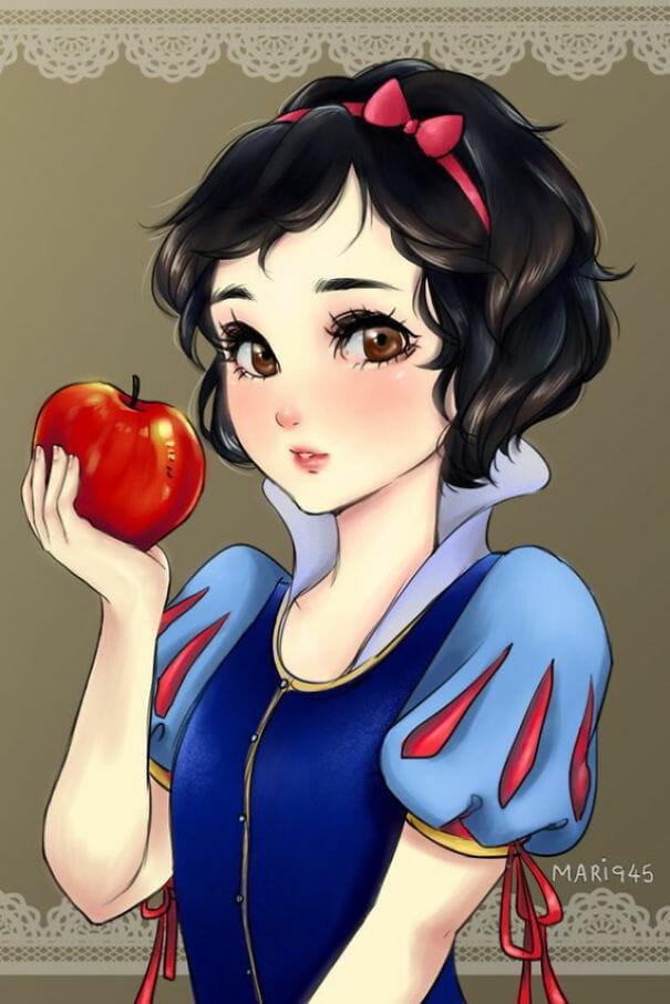 princesas-disney-personagens-anime_1