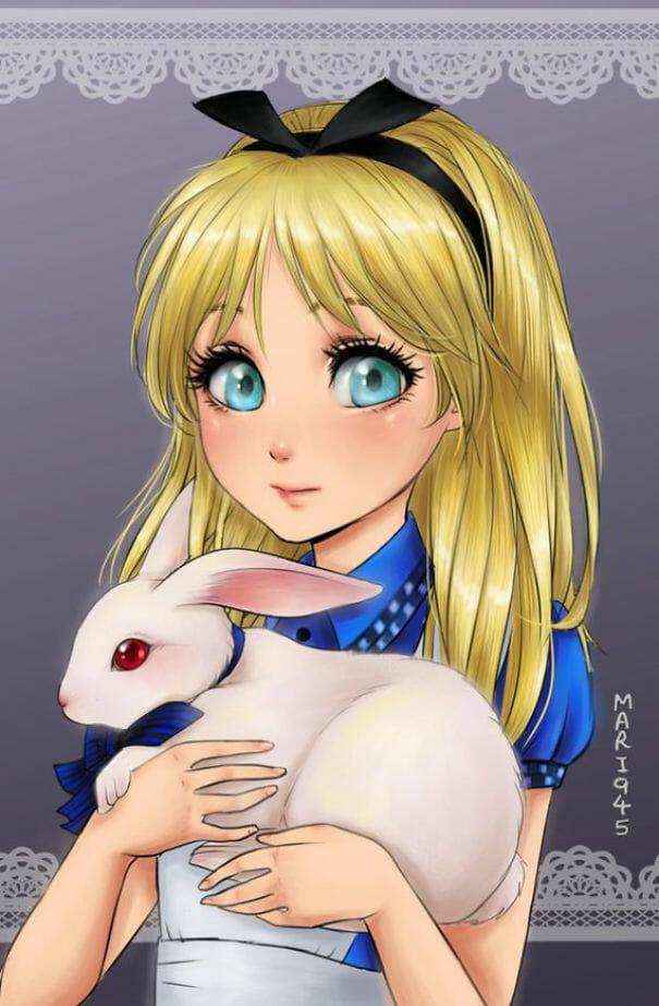 princesas-disney-personagens-anime_11