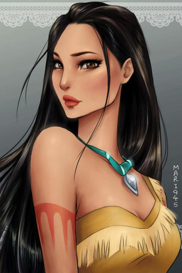 princesas-disney-personagens-anime_3