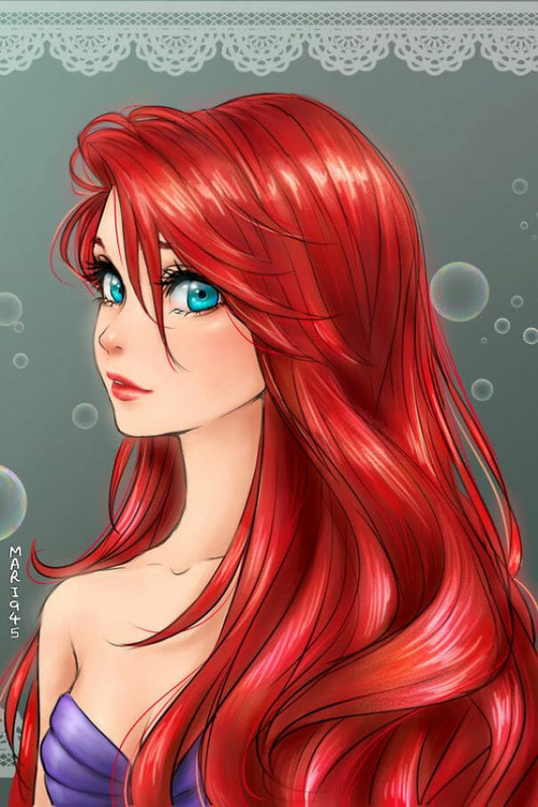 princesas-disney-personagens-anime_4