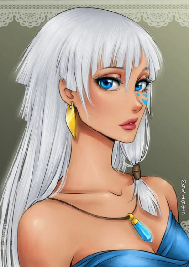 princesas-disney-personagens-anime_9