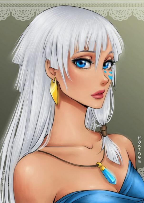 princesas-disney-personagens-anime_9