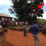 VÍDEO: Quando crianças na África viram um Drone pela primeira vez