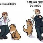 Como você se vê vs. Como seu cachorro te vê em 11 ilustrações superlegais!