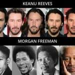 Imagens comparativas revelam o quanto 29 celebridades envelheceram no decorrer dos anos
