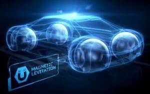 Goodyear Reinventa a Roda Criando Pneu Esférico e Sistema de Levitação Magnética