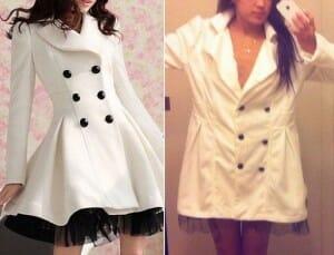 Expectativa vs. Realidade: Comprando roupas da China - 10 Comparativos