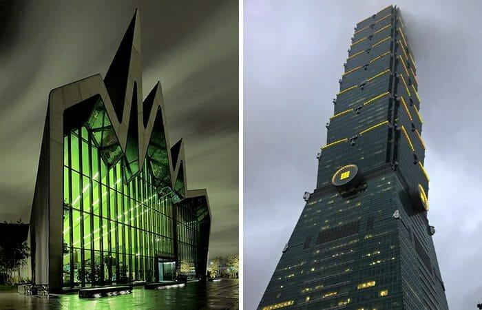 As 21 Construções Mais Sinistras Do Mundo