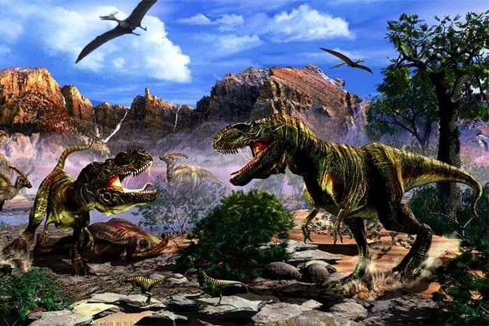 21 Mitos sobre os Dinossauros que você precisa parar de acreditar