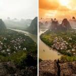 20 Paisagens editadas no Photoshop revelam o lado das fotografias que muita gente não conhece