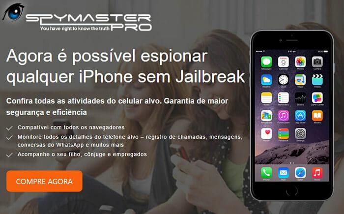 Imagem: Reprodução/Spymaster Pro