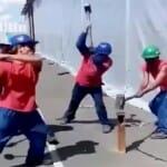 VÍDEO: Supercompilação com os trabalhadores mais ágeis do mundo