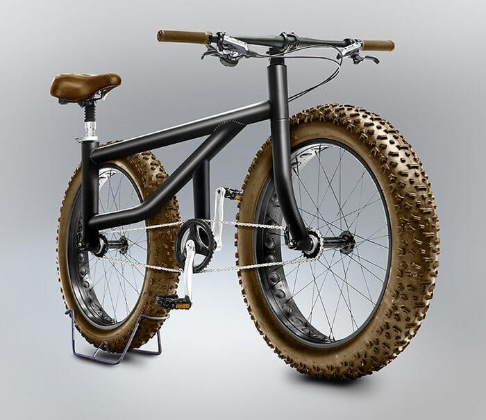 Designer cria Bicicletas Surreais Baseando-se em Desenhos Horríveis de Bicicletas