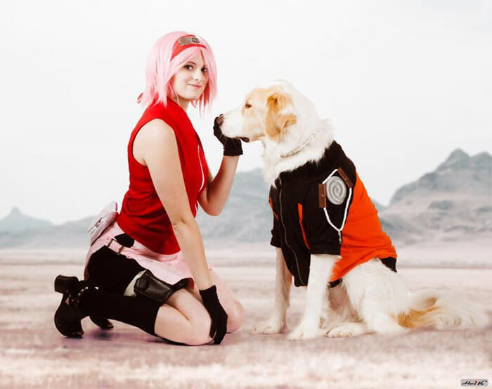 FOTO: Sidekick Cosplay
