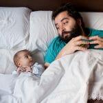 68 Belos Exemplos de Pais que São Loucos Por Seus Bebês
