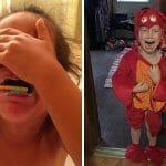 17 Motivos Hilários (e Alguns até Estranhos) Pelos Quais Crianças Choram