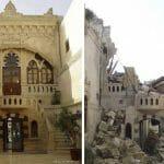 Feridas da Guerra: 28 Imagens Comparam o Antes e Depois de Paisagens da Síria