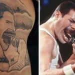 43 Troca de Faces Hilárias Com Tatuagens Que Provam o Quão Terríveis Algumas São